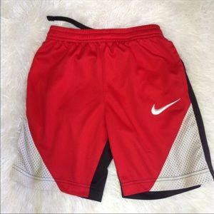 Boy's size 7 NIKE athletic shorts